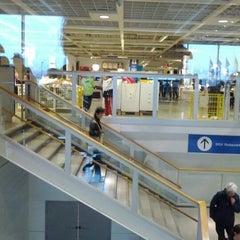Photo taken at IKEA by Doug M. on 4/15/2012
