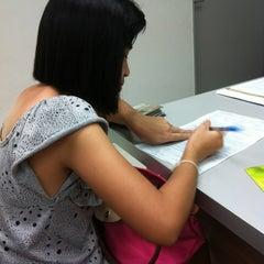 Photo taken at ธนาคารกสิกรไทย (KASIKORNBANK) by Ampam J. on 3/31/2012