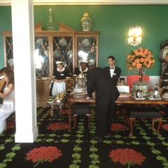 Photo taken at Grand Hotel Parlor by W M. on 7/14/2012