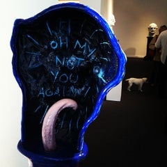 Photo taken at Brian Gross Fine Art by Steve R. on 3/4/2012
