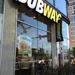 Photo taken at Subway by Aّmoُon on 6/7/2012