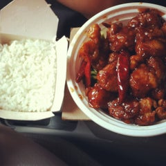 Photo taken at Shanghai Gourmet by Carolina S. on 4/19/2012