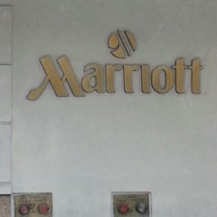 Photo taken at Toronto Marriott Bloor Yorkville Hotel by Patrick Y. on 7/18/2012