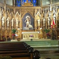 Photo taken at St. Patrick's Old Cathedral by Bradley L. on 4/22/2012