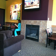 Photo taken at Biggby Coffee by Cindy S. on 7/6/2012