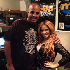 Photo taken at La Mega sbs radio by Dj Lobo H. on 5/22/2012