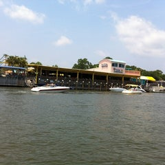 Photo taken at Lulu's at Homeport by Donna R. on 6/30/2012