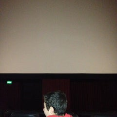 Photo taken at Nordelta Cinemas by Andrea M. on 7/9/2012