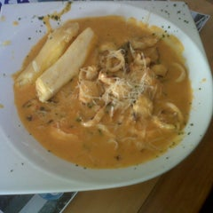 Photo taken at Restaurante El Morocho by Jose F. on 6/18/2012
