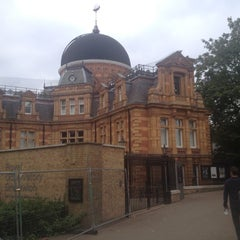 Photo taken at Royal Observatory by Vinicius T. on 9/10/2012