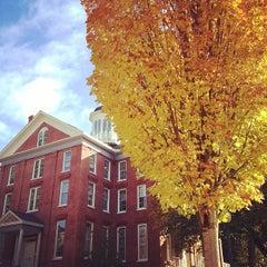 Photo taken at Willamette University by Matt A. on 10/31/2011
