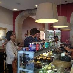 Photo taken at Boréal Coffee Shop by Annie V. on 8/10/2012