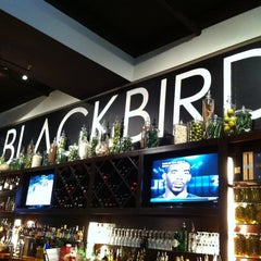 Photo taken at Blackbird Gastropub by Ashlie M. on 5/14/2011