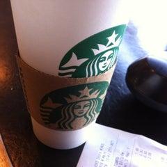 Photo taken at Starbucks by Paul on 7/31/2012