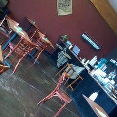 Photo taken at Coco Bean Cafe' by Raelinn D. on 4/3/2012