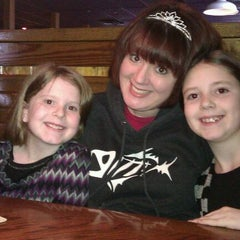 Photo taken at Outback Steakhouse by Rachel E. on 1/15/2012