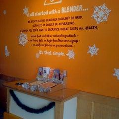 Photo taken at Jamba Juice by Carlo R. on 11/19/2011