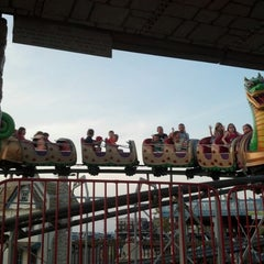 Photo taken at Fantasy Island by Marci M. on 8/23/2012