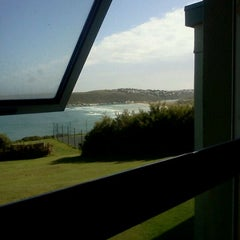Photo taken at Crantock Bay Hotel Newquay by Chris .A. d. on 8/21/2011