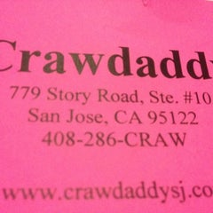 Photo taken at Crawdaddy by alexandra c. on 10/26/2011