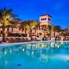 Photo taken at Santa Barbara Beach & Golf Resort Curaçao by Luigi D. on 3/21/2011