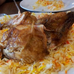 Photo taken at Saba Restaurant by Hamzah on 1/2/2012