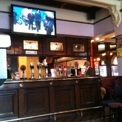 Photo taken at The Lord Nelson by Salocin on 7/16/2011