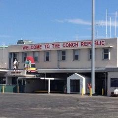 Photo taken at Key West International Airport (EYW) by Kelly K. on 5/27/2012