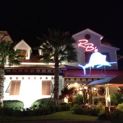 Photo taken at R.B.'s Seafood Restaurant by Thomas H. on 11/13/2011
