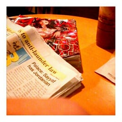 Photo taken at Starbucks Coffee by Mac T. on 6/19/2012