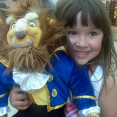Photo taken at Disney Store by Brian K. on 5/12/2012