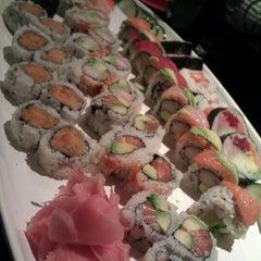 Photo taken at Izu Sushi by dave h. on 3/12/2012