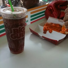 Photo taken at 7-Eleven by kezia t. on 6/28/2012