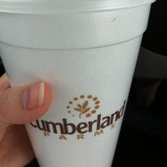 Photo taken at Cumberland Farms by Stephanie K. on 2/25/2012