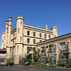 Photo taken at Old Joliet Prison by Brian W. on 5/24/2012
