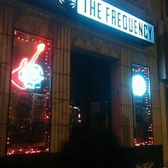 Photo taken at The Frequency by Lindsey L. on 3/12/2011