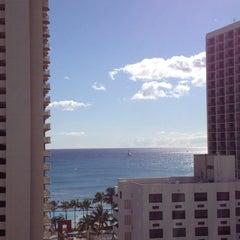 Photo taken at Hyatt Place Waikiki Beach by John B. on 4/22/2012