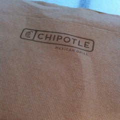 Photo taken at Chipotle Mexican Grill by Eric W. on 8/10/2011