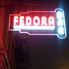 Photo taken at Fedora by Fred W. on 12/10/2011