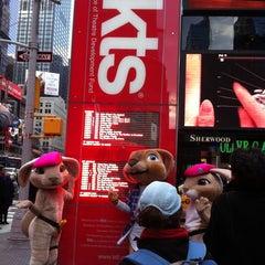 Photo taken at TKTS by Alli C. on 2/12/2011