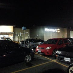 Photo taken at Walmart Supercenter by Keith P. on 8/5/2012