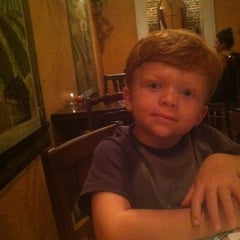Photo taken at Bocci's Italian Restaurant by Mary H. on 8/1/2011