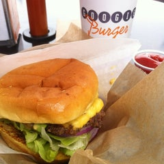 Photo taken at Googie Burger by Paul A. on 6/9/2012