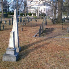 Photo taken at Hancock Cemetery by Mark K. on 12/16/2011