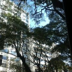 Photo taken at Rua Itapeva by Marta G. on 8/14/2012