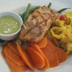 Photo taken at South City Kitchen by Michael E. on 3/28/2012