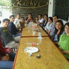 Photo taken at Rachy's by Elisa B. on 7/24/2012