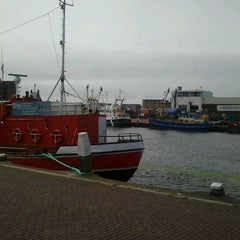 Photo taken at Jachthaven Scheveningen by Bas K. on 9/9/2011