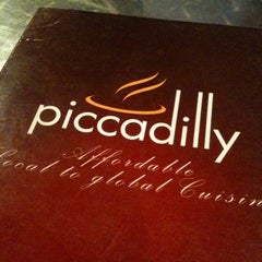 Photo taken at Piccadilly Restaurant by Kyoro S. on 4/21/2012