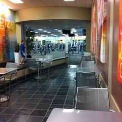 Photo taken at LA Fitness by Rafferty Y. on 5/13/2011